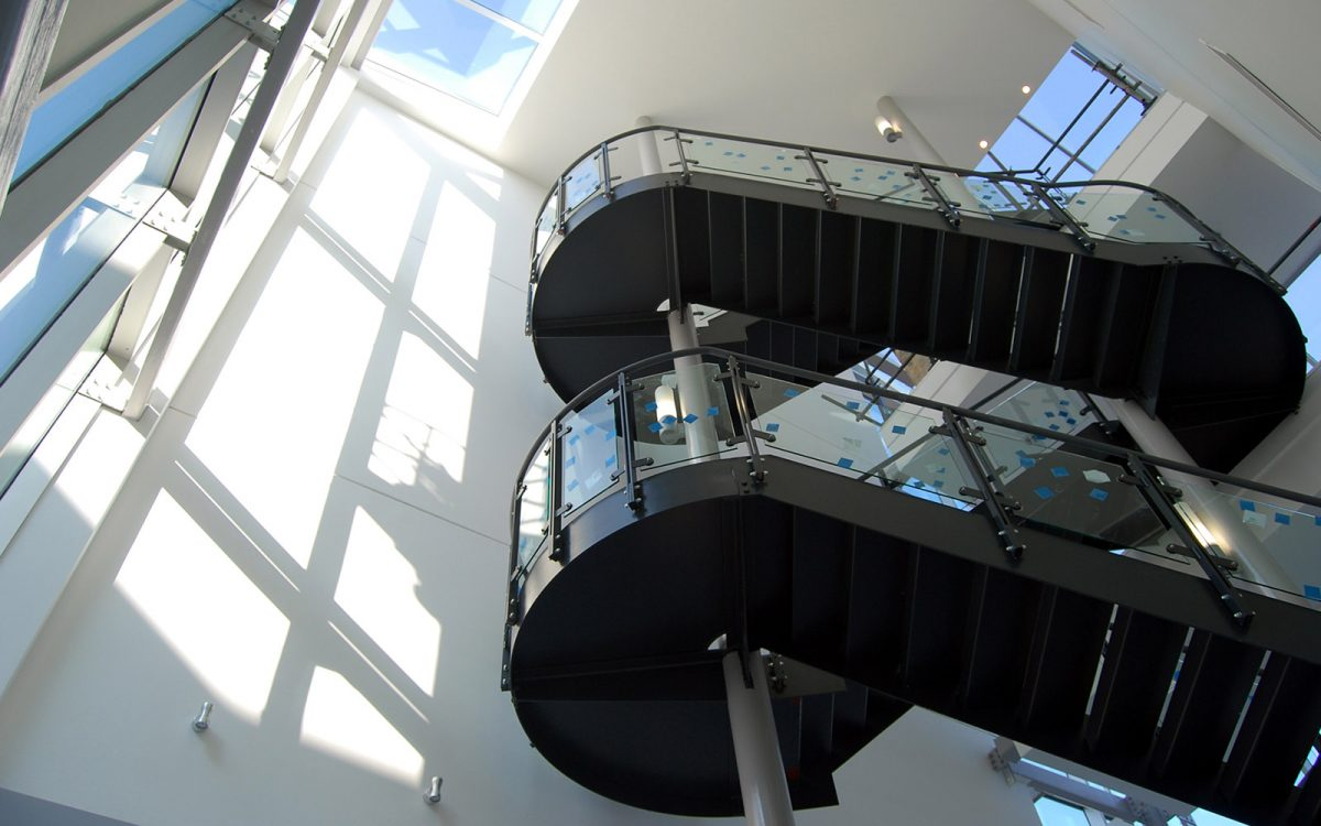 Innovation Centre Falconer Chester Hall