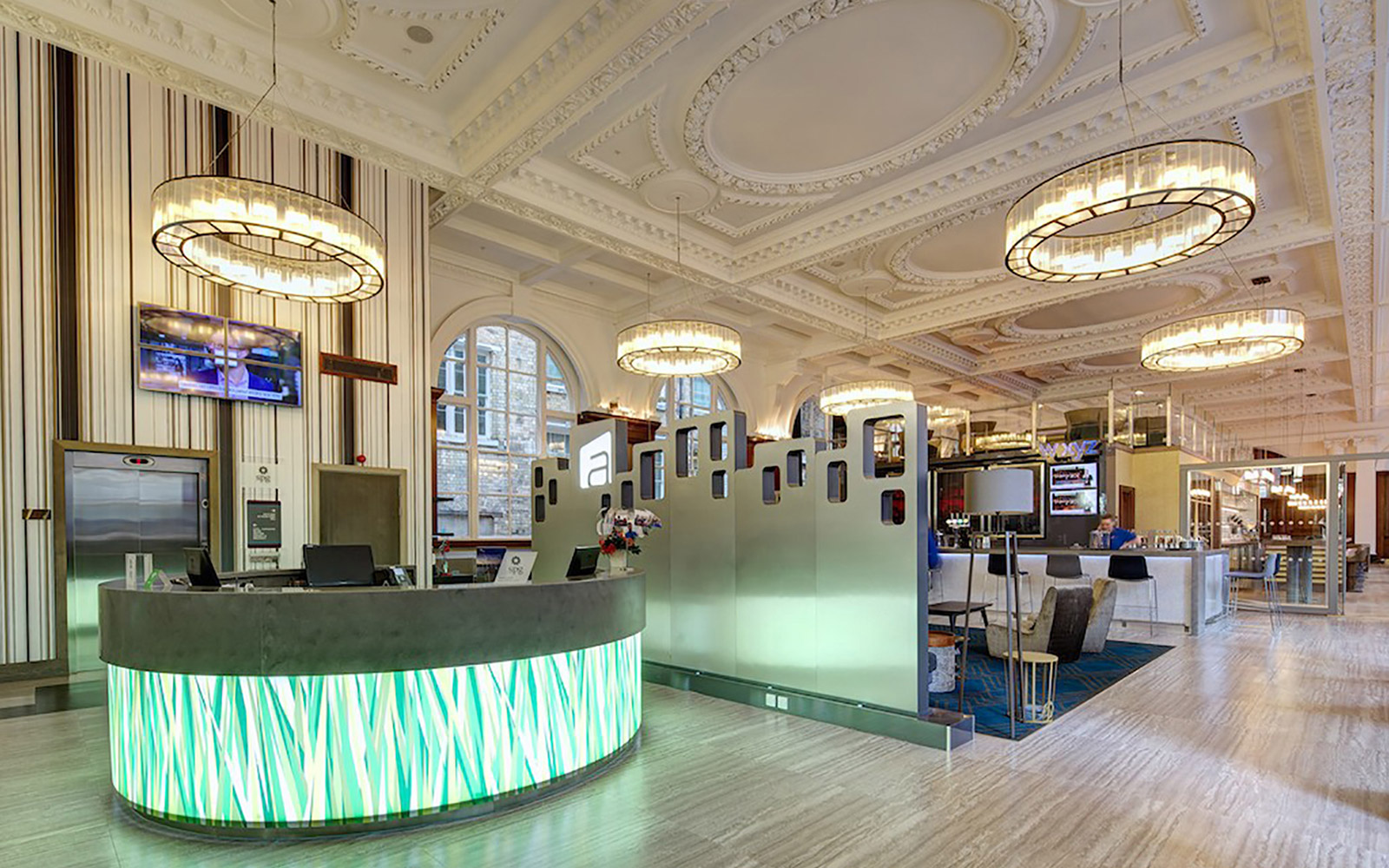 Aloft Hotel - Falconer Chester Hall