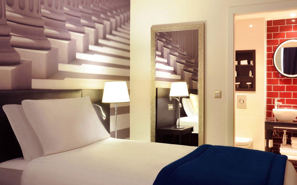 Hotel Indigo, Liverpool Slide