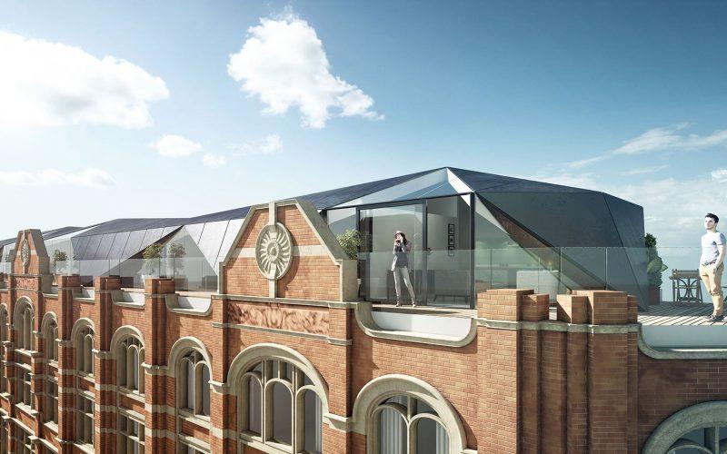 News Falconer Chester Hall