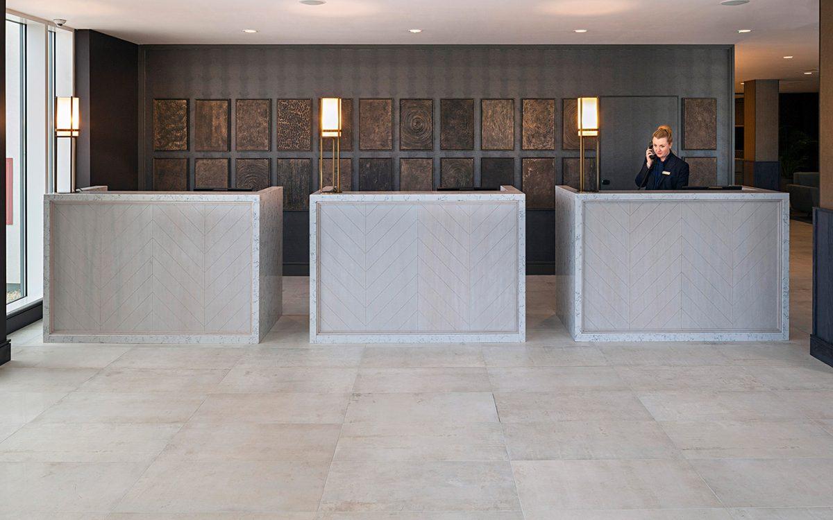 Hilton Falconer Chester Hall