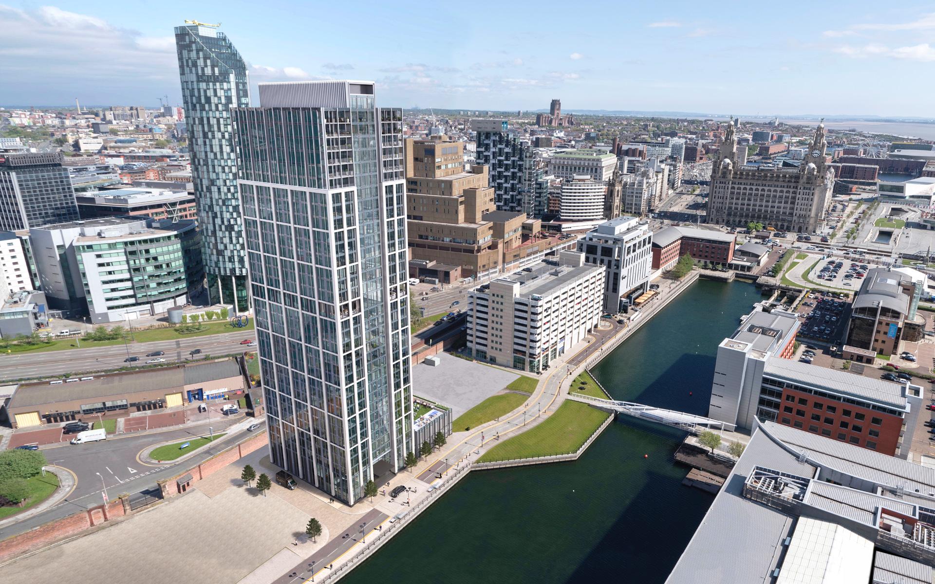 The Lexington Fch Architects Liverpool