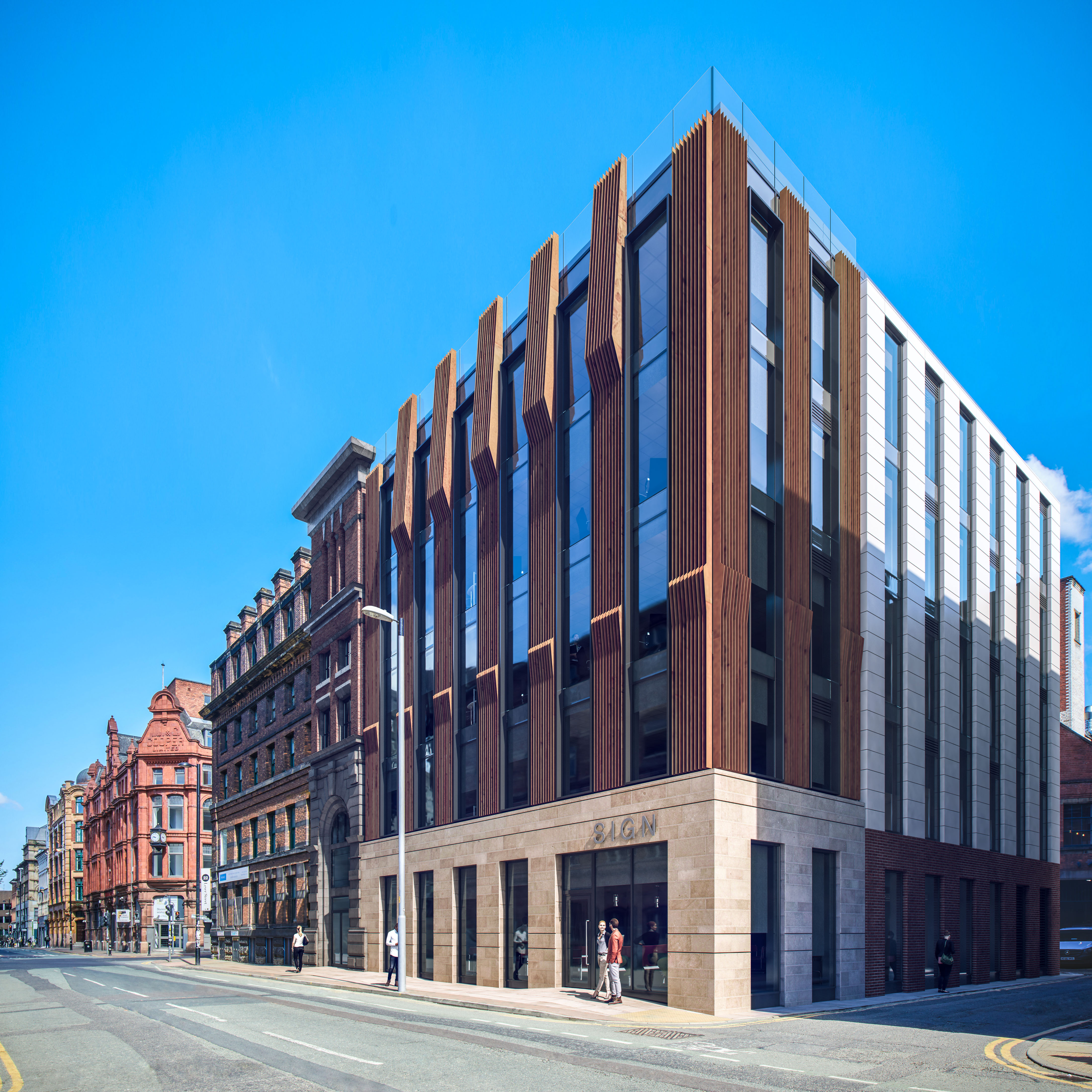 Dale Street Manchester Gets Approval From City Council