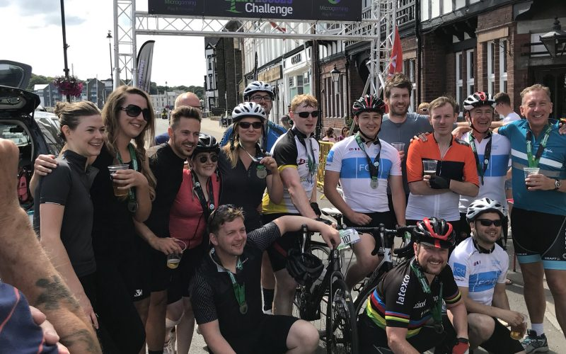 FCH cycle for charity