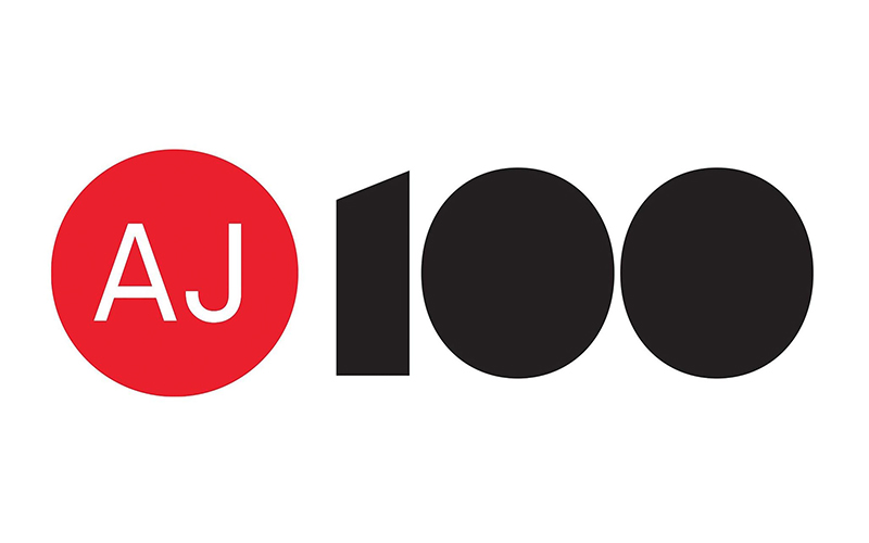 Architects' Journal top 100