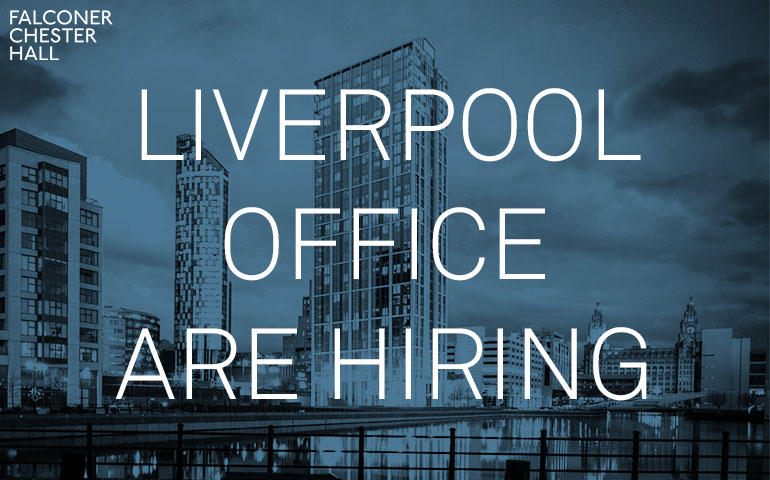 Liverpool office are hiring