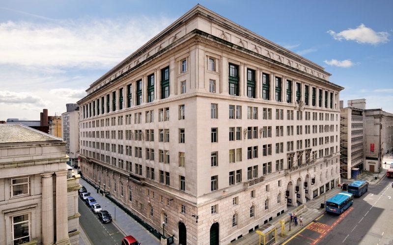 India Building